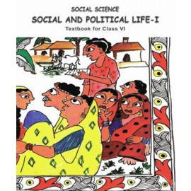 NCERT Social and Political Life I Textbook of Civics for Class 6 (Code 658)