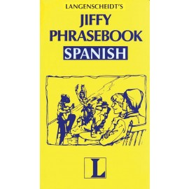 Jiffy Phrasebook Spanish by Langenscheidt