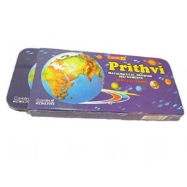 Camlin Kokuyo Geometry Box Prithvi Mathematical Drawing Instruments