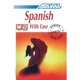 Spanish With Ease (with 4 CDs) by Assimil