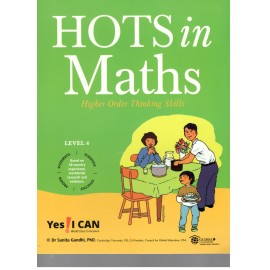Yes I Can Hots In Maths for Class 4