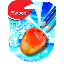 Maped Sharpener I-Gloo Blister 2H (634756)
