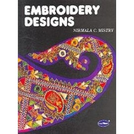 Navneet Embroidery Basic Designs by Nirmala Mistry