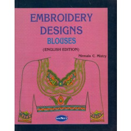 Navneet Embroidery Designs Blouses
