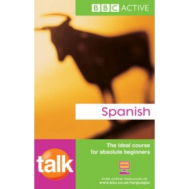 Talk Spanish Textbook by BBC Active