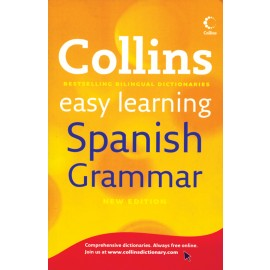 Easy Learning Spanish Grammar by Collins