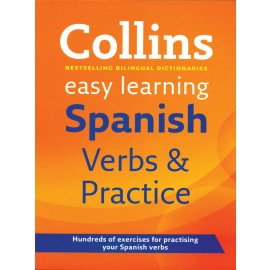 Easy Learning Spanish Verbs & Practice by Collins