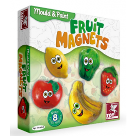 Toy Kraft Fruits Magnets