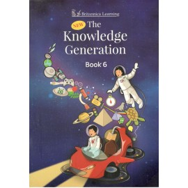Britannica The Knowledge Generation (General Knowledge) Book for Class 6