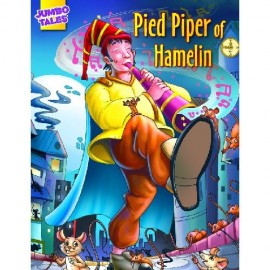 Dreamland Wonderful Story Board book- The Pied Piper of Hamelin