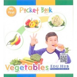 Edu Hub My First Pocket Book of Vegetables