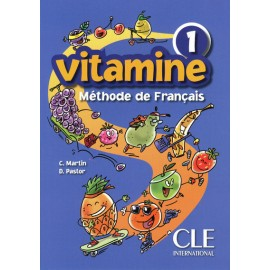 Langers Vitamine Methode de francais Level 1 (Textbook + Workbook of French)