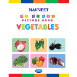 Navneet My First Picture Book Vegetables