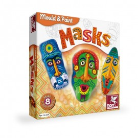 Toy Kraft Mould & Paint - Mask