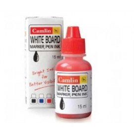 Camlin Kokuyo Ink White Board Marker Red 15 ml