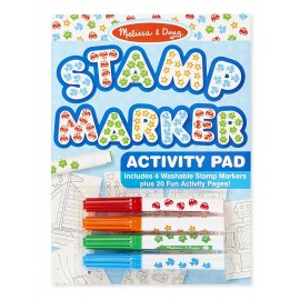 Melissa and Doug Stamp Markers and Activity Pad (2422)
