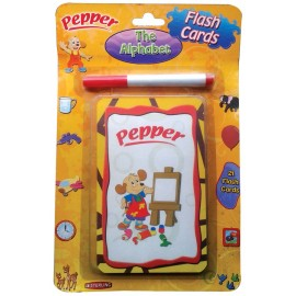 Sterling Pepper Flash Card Blister