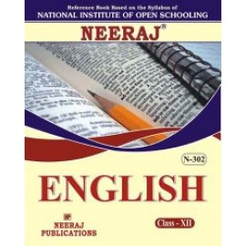 Neeraj NIOS Guide of English for Class 12 (Code 302)