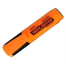 Camlin Kokuyo Highlighter Pen Florescent Orange