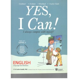 Yes I Can English for Class 2 (Set of 2 Books)