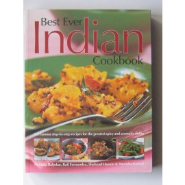 Best Ever Indian Cookbook by Mridula Baljekar