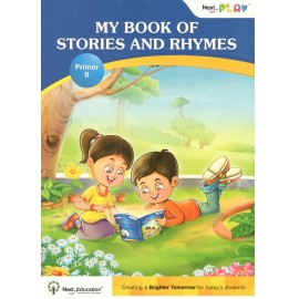 Next Education Next Play Primer B My Book of Stories and Rhymes