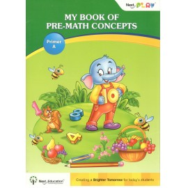 Next Education Next Play Primer A - My Book of Pre-Math Concepts