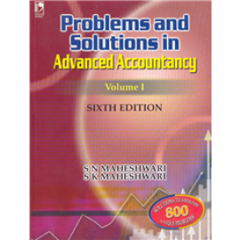 Vikas Problems and Solutions in Advanced Accountancy Volume 1