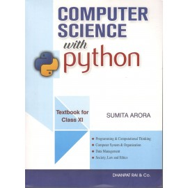 Dhanpat Rai Computer Science With Python for Class 11