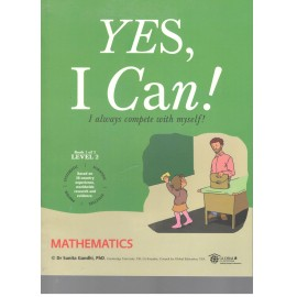 Yes I Can Mathematics for Class 2 (Set of 2 Books)