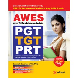 Arihant Army Welfare Education Society PGT|TGT|PRT Complete Coverage of (Part A)