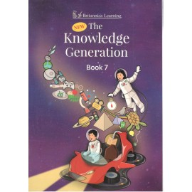 Britannica The Knowledge Generation (General Knowledge) Book for Class 7