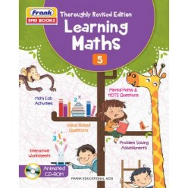 Frank Learning Maths for Class 5 (CCE Edition)