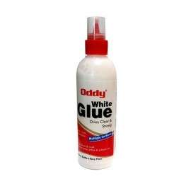 Oddy White Glue Squeezy Bottle - 100 Grams