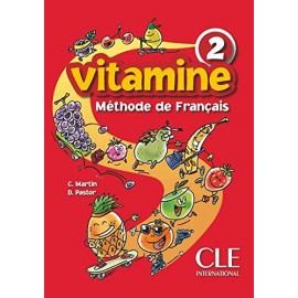 Langers Vitamine Methode de francais Level 2 (Textbook + Workbook of French)