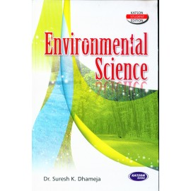 SK Kataria & Sons Environmental Science by Dr. Suresh K. Dhameja