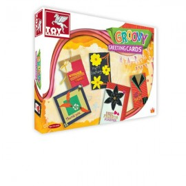 Toy Kraft Groovy Greeting Cards