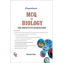 Comprehensive MCQs in Biology by Laxmi Publications