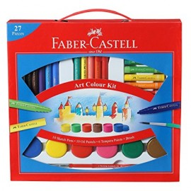 Faber Castell Playing & Learning Art Colour Kit