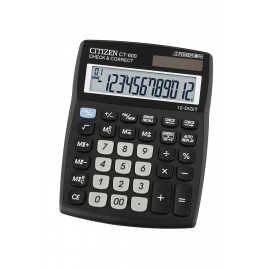 Citizen Desktop Calculator (CT600J)