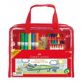 Faber Castell Young Artist Colouring Gift Set