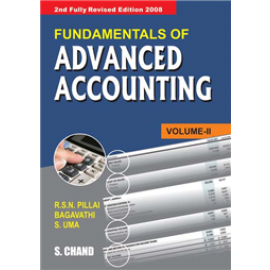 S Chand Fundamental of Advanced Accounting Volume 2