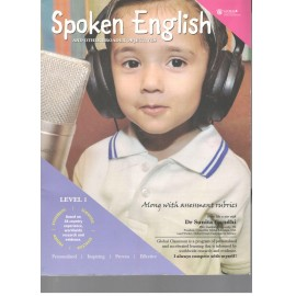 Yes I Can Spoken English for Class 1