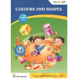 Next Education Next Play Primer B Colours and Shapes