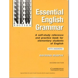 Cambridge Essential English Grammar