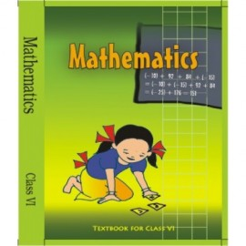 NCERT Mathematics Textbook of Maths for Class 6 (Code 650)