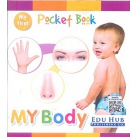 Edu Hub My First Pocket Book of My Body