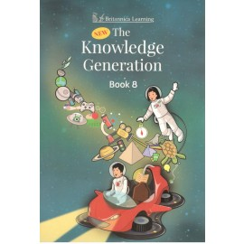 Britannica The Knowledge Generation (General Knowledge) Book for Class 8