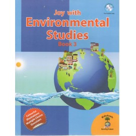 Edulush Joy with Environmental Studies Textbook for Class 3