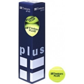 Cosco Tretorn Plus Tennis Ball Pack of 4 Pcs.